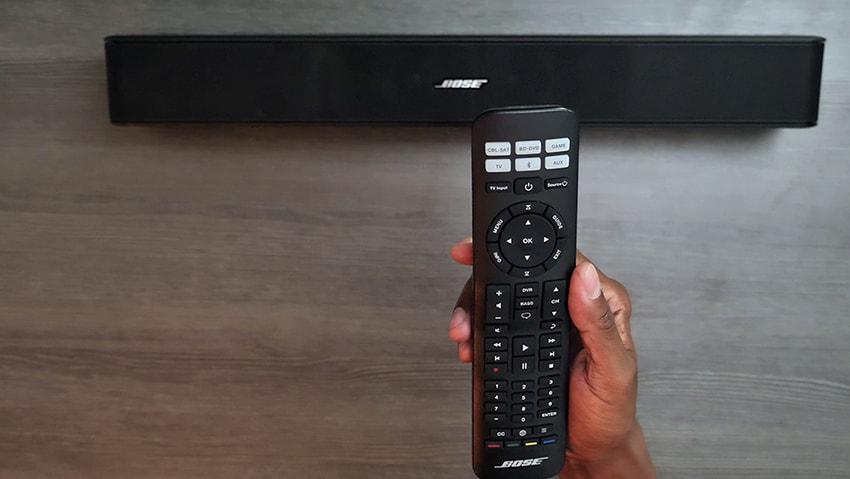 Bose Solo 5 TV Remote