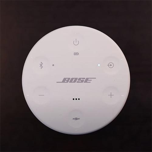 Bose SoundLink Revolve Multifunction Button