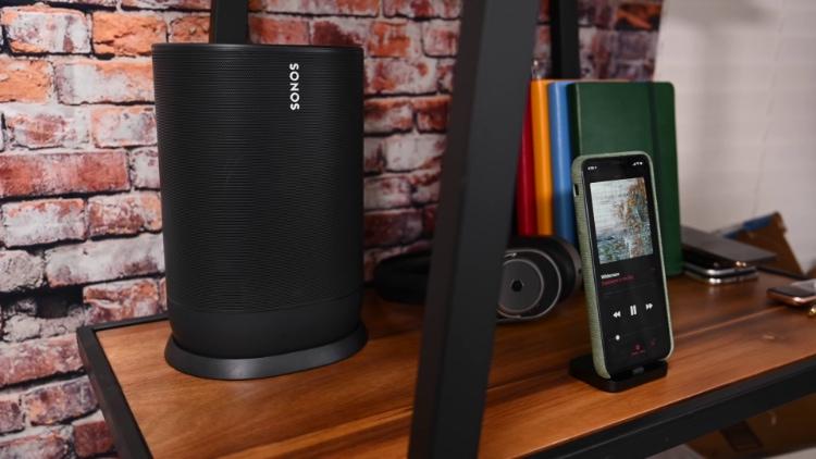 Sonos Move Setup