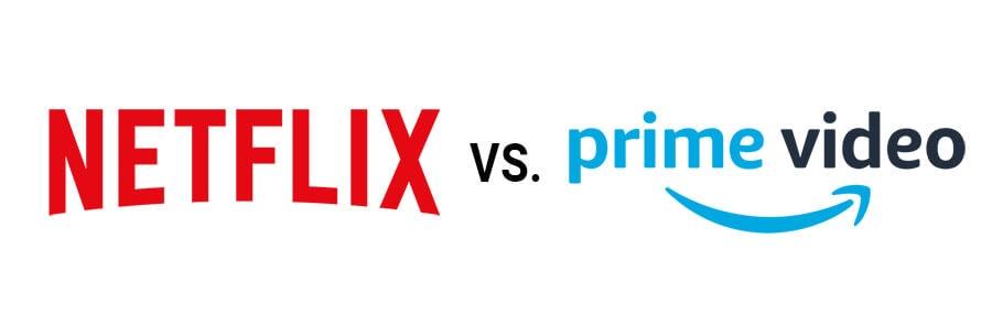 Netflix vs. Amazon Prime