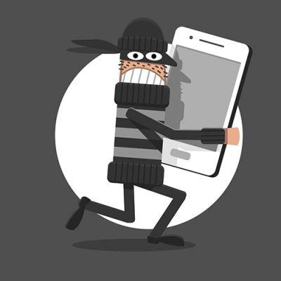 Stolen Phone